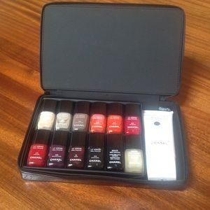 Chanel Limited Edition nail polish Gift set